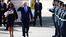 Londres espère un accord avec Trump