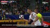 Zlatan Ibrahimovic : Son nouveau but sublime avec le Los Angeles Galaxy (Vidéo)
