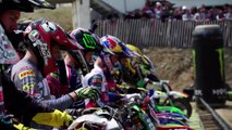 French Fans served up a treat in Saint Jean d'Angely   MXGP of France 2019