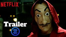 Money Heist Season 3 Official Trailer (2019) Úrsula Corberó, Itziar Ituño Netflix Series