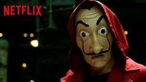 La casa de papel Saison 3 Bande-annonce VF (2019) Álvaro Morte, Úrsula Corberó Netflix