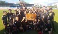 Provence Rugby remporte le Challenge Alberto de Grenoble