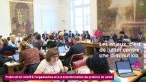 [Questions sur] Le projet de loi relatif à l'organisation et à la transformation du système de santé