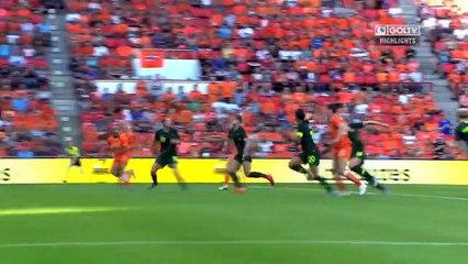 Holanda 3:0 Australia