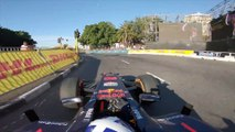 Onboard in Cape Town!   Join David Coulthard as he brings F1 to the Mother City.