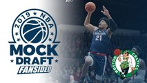 2019 NBA Mock Draft - Celtics select Rui Hachimura with No. 14 Pick