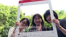 Avec #KuToo, les Japonaises enlèvent les talons hauts au travail