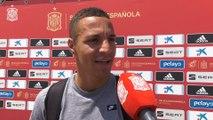 """La Selección quiere """"encarrilar la clasificación"""" de la Eurocopa"""