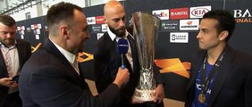 EXCLUSIVE: Chelsea Players Interviews after Europa League Final - Chelsea vs Arsenal 4-1
