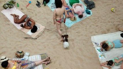 Sun & Sea (Marina) - Pavillon lituanien - Biennale de Venise 2019 - extrait 2