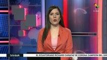 teleSUR Noticias: Provincias argentinas eligen representantes locales