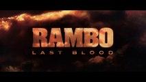 RAMBO - LAST BLOOD (2019) Bande Annonce  VF - HD