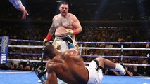 Anthony Joshua Shocked by Andy Ruiz Jr., Clouding Heavyweight Division