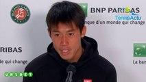 Roland-Garros 2019 - Kei Nishikori est prêt à s'attaquer à Rafael Nadal