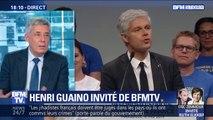 """Henri Guaino sur la démission de Laurent Wauquiez: """"C'était inévitable, c'était la solution la plus digne"""""""