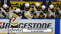Xfinity Report: Stanley Cup Final, Bruins Vs. Blues Game 4 Preview
