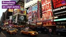 Broadway, d'une piste indienne à la fabrique mondiale de comédies musicales
