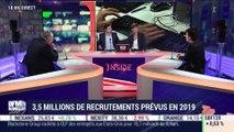 Emploi: 3,5 millions de recrutements prévus en 2019 - 03/06