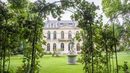 Visiter l'hôtel de Villeroy