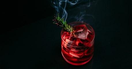 Rosemary Mezcal Negroni Cocktail Recipe - Liquor.com