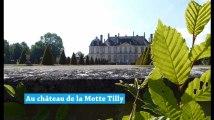 Rendez-vous sous les tilleuls dimanche au château de la Motte-Tilly