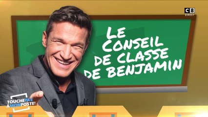 Le conseil de classe de Benjamin Castaldi - Fin de saison 2019