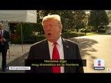 Donald Trump declara una guerra comercial a México | Noticias con Ciro Gómez Leyva