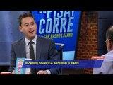 El autor de México Bizarro, Alejandro Rosas con Nacho Lozano | De Pisa y Corre