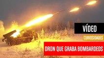 [CH] El dron militar que graba  bombardeos entre las bombas