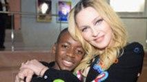 "Madonna's Son Shares Video of Son David Banda Covering Elton John's ""Your Song"" | Billboard News"
