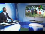 RTB - Rupture collective de jeûne du Ramadan par l'ensemble du corps diplomatique accrédité du Burkina Faso, chez le Ministre des Affaires Etrangères et de la Coopération, Alpha Barry