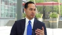 Dem Candidate Julián Castro Unveils Police Reform Plan