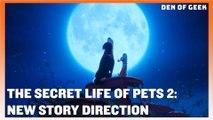 The Secret Life of Pets 2 - Chris Renaud, Lake Bell, Bobby Moynihan Interview