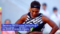 Serena Williams Faces A Hard Loss