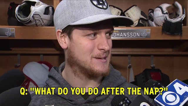 Torey Krug On Stanley Cup Pregame Naps, 2013 Cup Run As A Rookie