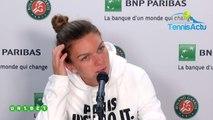 """Roland-Garros 2019 - Simona Halep : """"I feel old, very old ...!"""""""
