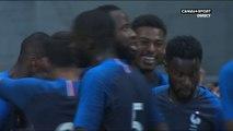 France / Belgique Espoirs : L'ouverture du score de Jeff Reine-Adélaïde !