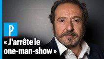 Patrick Timsit : «J'arrête le one-man-show»