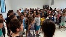 Bidartean pastorala / répétition d'un chant