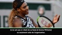 Roland-Garros - Thiem revient sur sa polémique avec Serena Williams