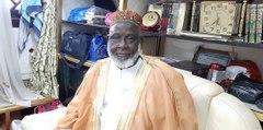 Elhadj Mamadou Saliou Camara, imam de Fayçal parle de la zakat ou l'aumône de rupture
