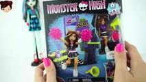 Huevo Sorpresa Gigante de Monster High Juguetes en Español de Plastilina Play Doh