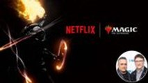 Russo Brothers to Executive Produce Netflix's 'Magic: The Gathering' | THR News