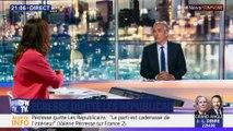 Valérie Pécresse quitte le parti Les Républicains (1/2)