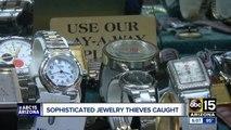 Crew of Chilean commercial jewel burglars caught in Valley