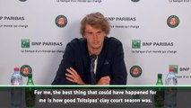 Zverev happy that Tsitsipas has grabbed people's attention