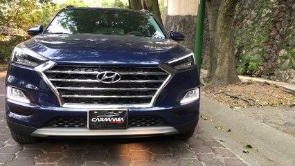 Hyundai Tucson a prueba