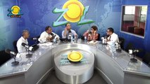 Equipo del Sol de la Tarde debate desacertada declaraciones de Luis Abinader