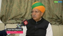 """""""Employment is a challenge we face and will fix"""": MoS Arjun Ram Meghwal"""