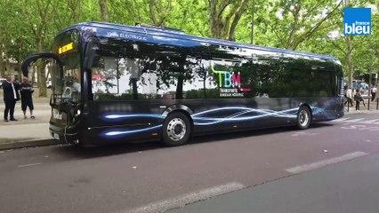 TBM teste des bus électriques
